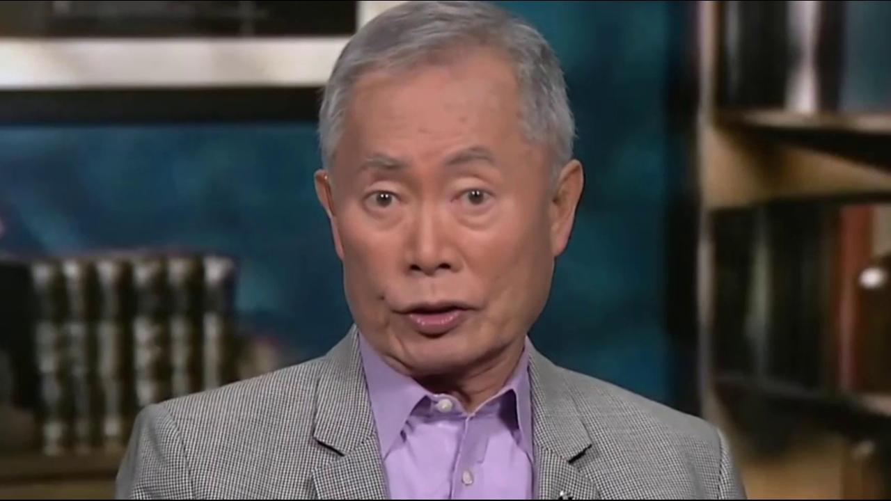 George Takei decries possible Muslim registry