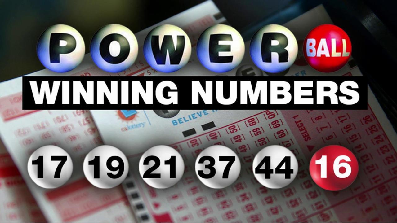 Lotto Powerball