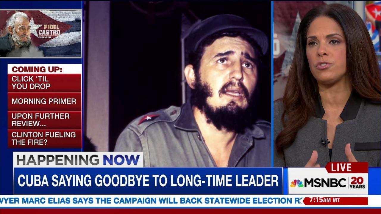 The future of Cuba