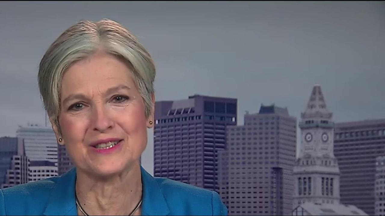 Jill Stein: This is about the American people