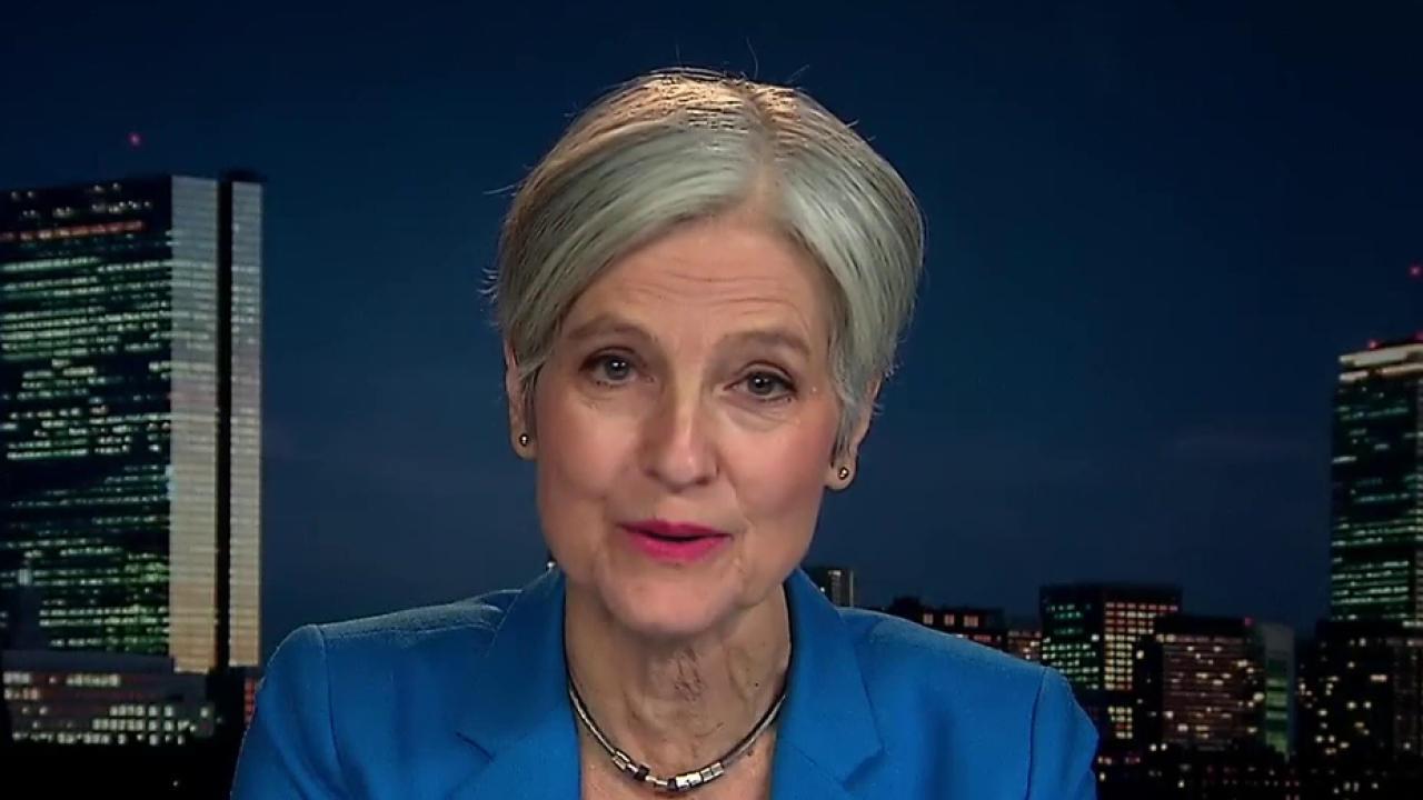 Jill Stein on recounts & 2016 result