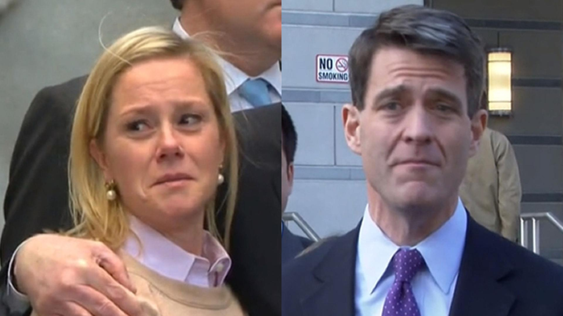 Bridgegate Scandal: Ex Christie Allies Bill Baroni and Bridget Kelly Get Prison