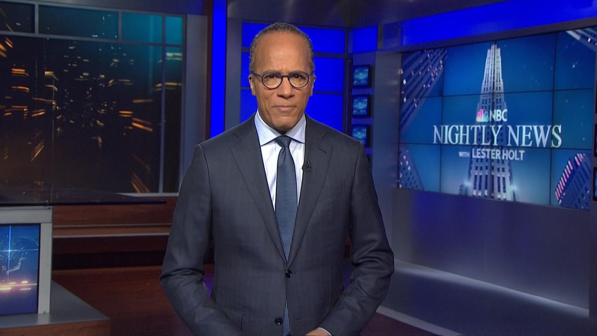 News News: Nightly News Full Broadcast (November 26th)