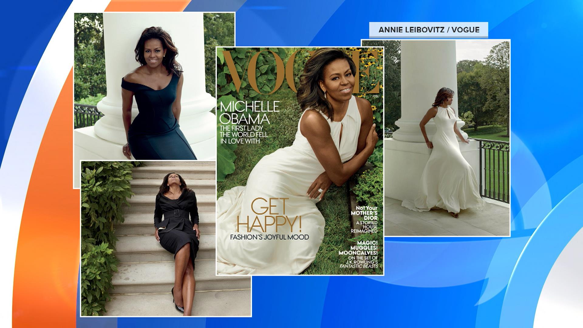 Buy Look come at michelle obamas vogue cover picture trends