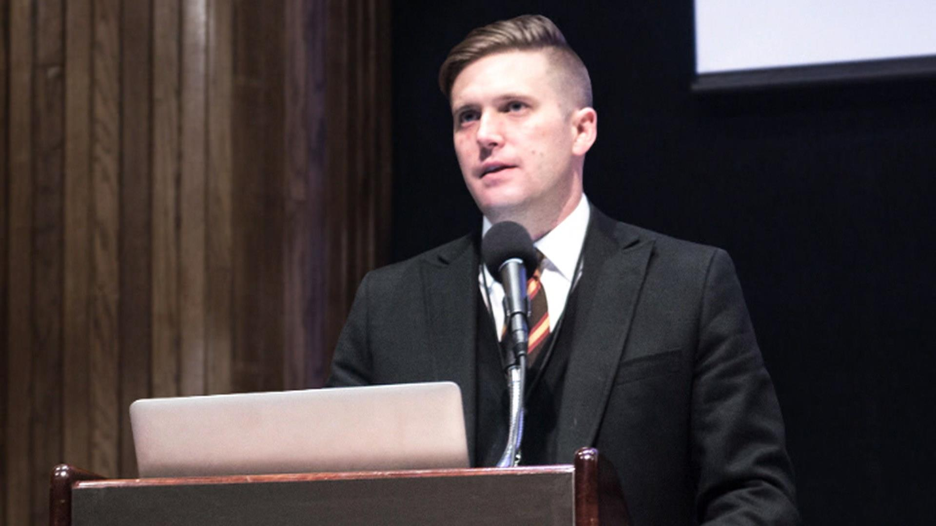 Richard spencer white house - White Nationalist Alt Righter Claims Hail Trump Comments Were Ironic Nbc News