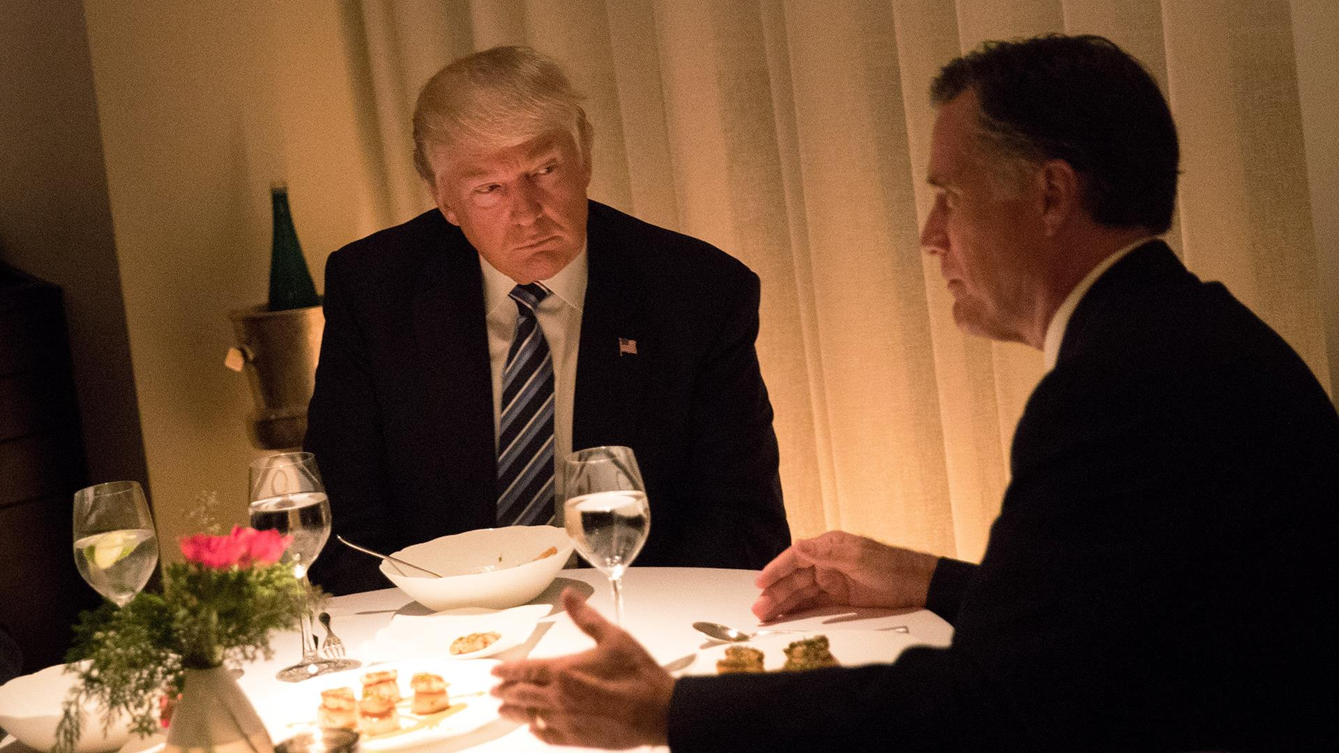 Donald Trump dines with Mitt Romney, makes 3 more cabinet picks ...