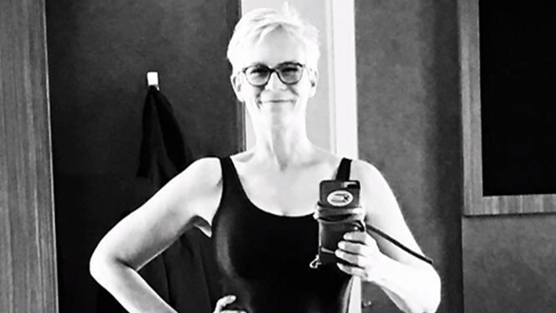 Jamie Lee Curtis Still Looks Perfect At 57 In Her