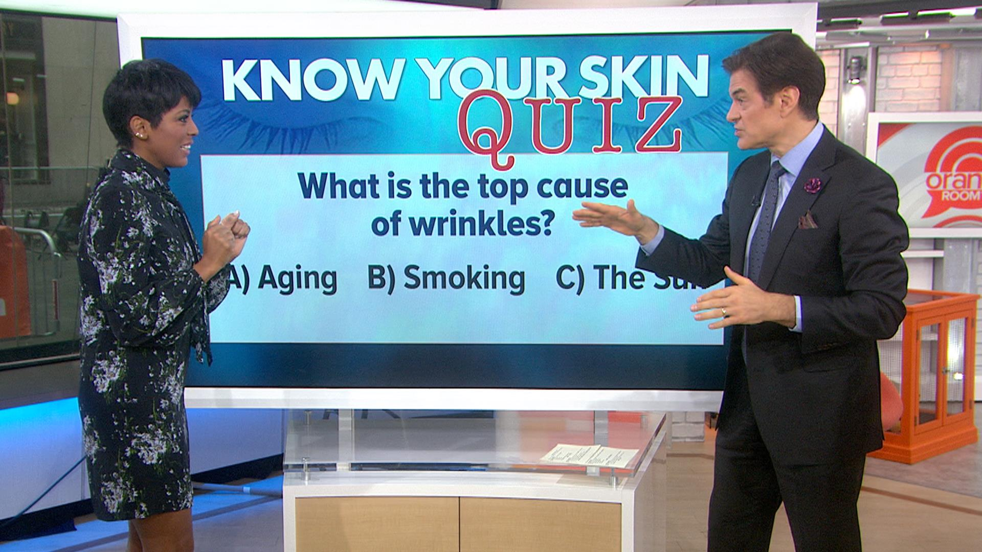 Reversing Wrinkles Dr Oz Reveals His Anti Aging Skin Care Secrets