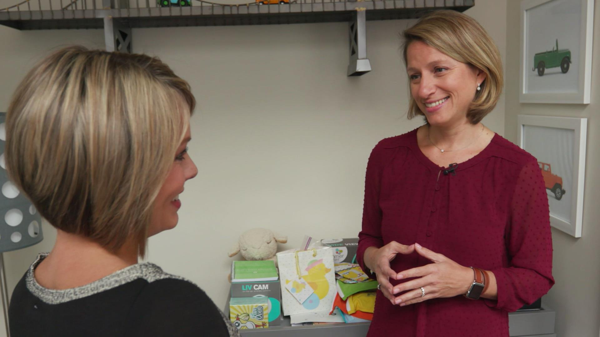 How Long Should You Swaddle Your Baby Dylan Dreyer