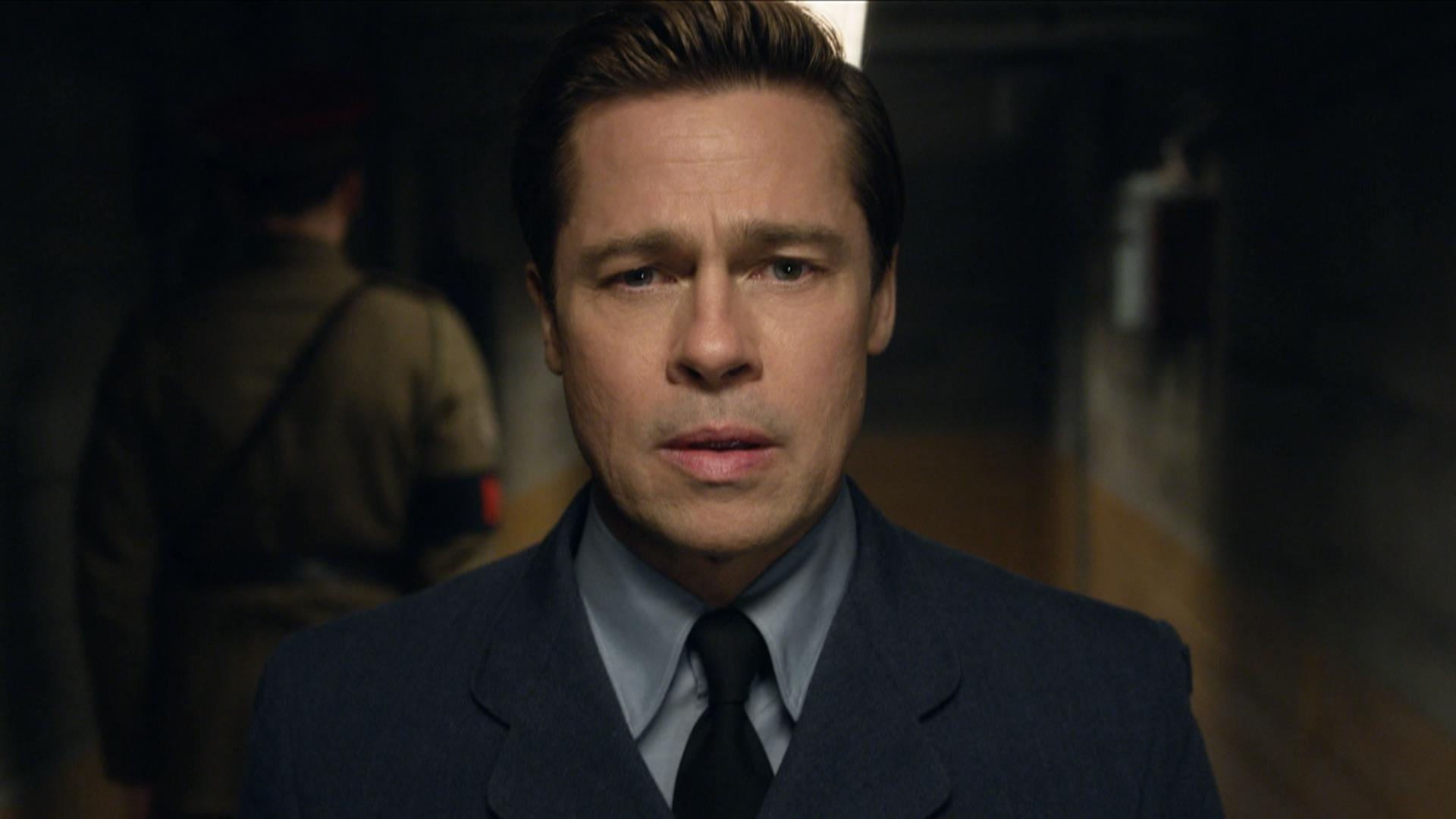 Watch Brad Pitt In Exclusive First Look At Allied