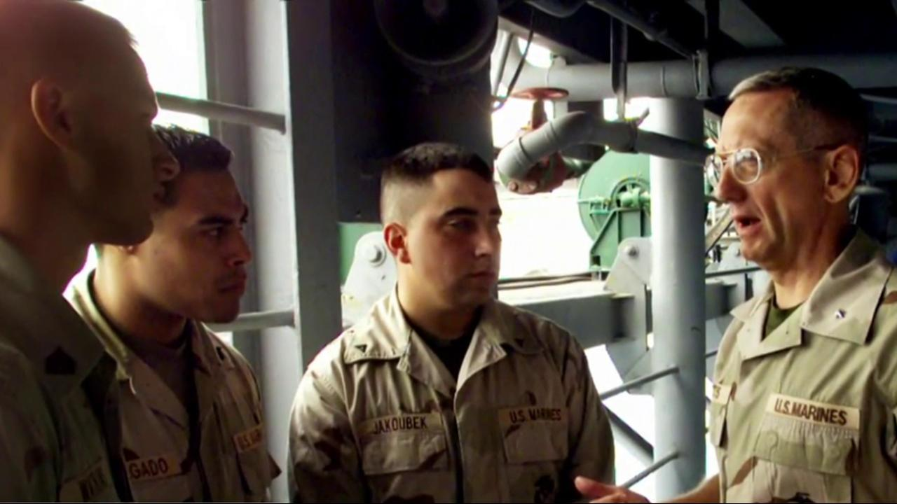 Why was Mattis chosen as the Pentagon chief?