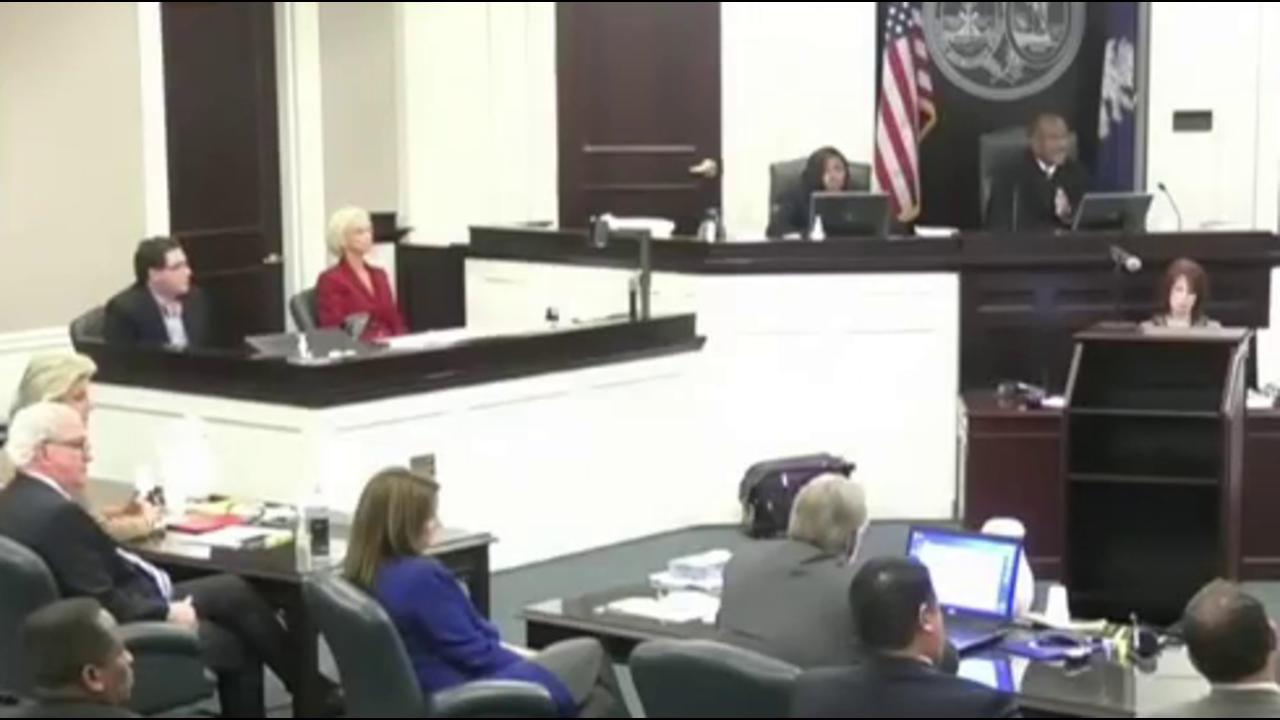 Judge to SC police killing jury: Keep...