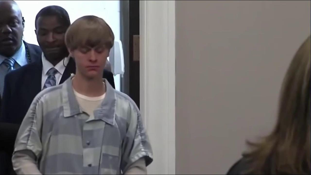 Charleston church shooting trial begins