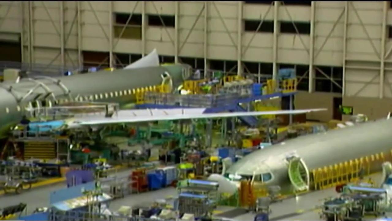 Boeing, Iran ink $17 billion plane deal