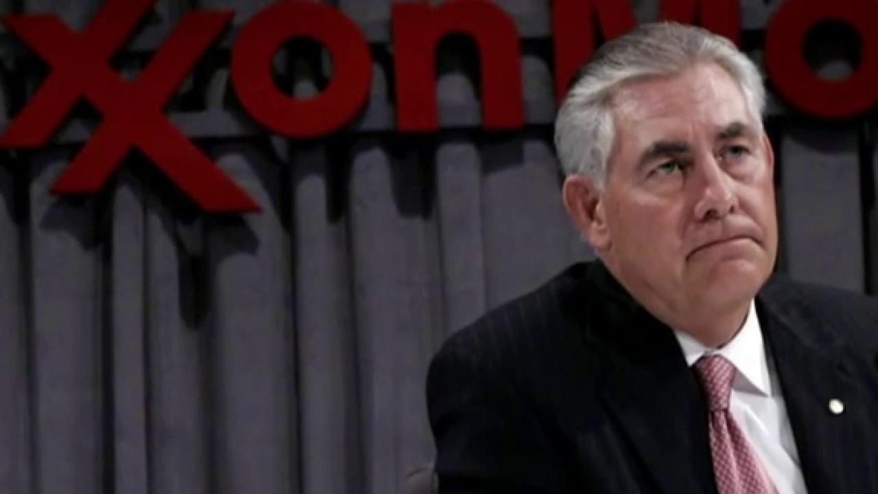 Trump dismisses concerns over Tillerson's...