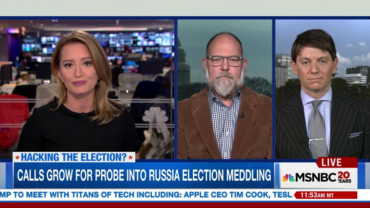 Should Russian hacks be kept from American...