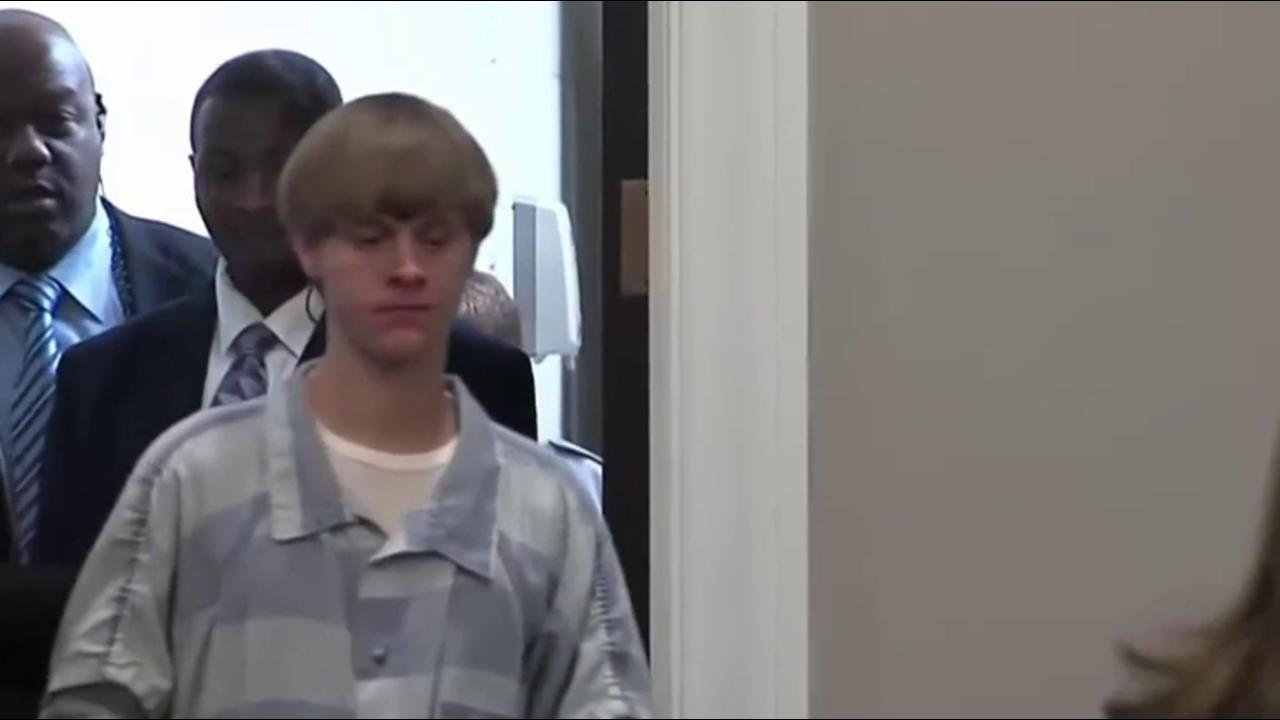 Jury in Dylann Roof trial hears 911 call
