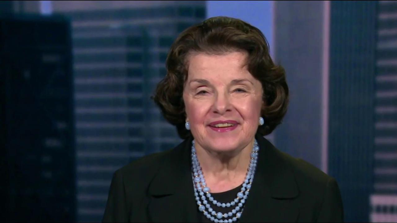 Feinstein: U.S. must act on Russian hacks