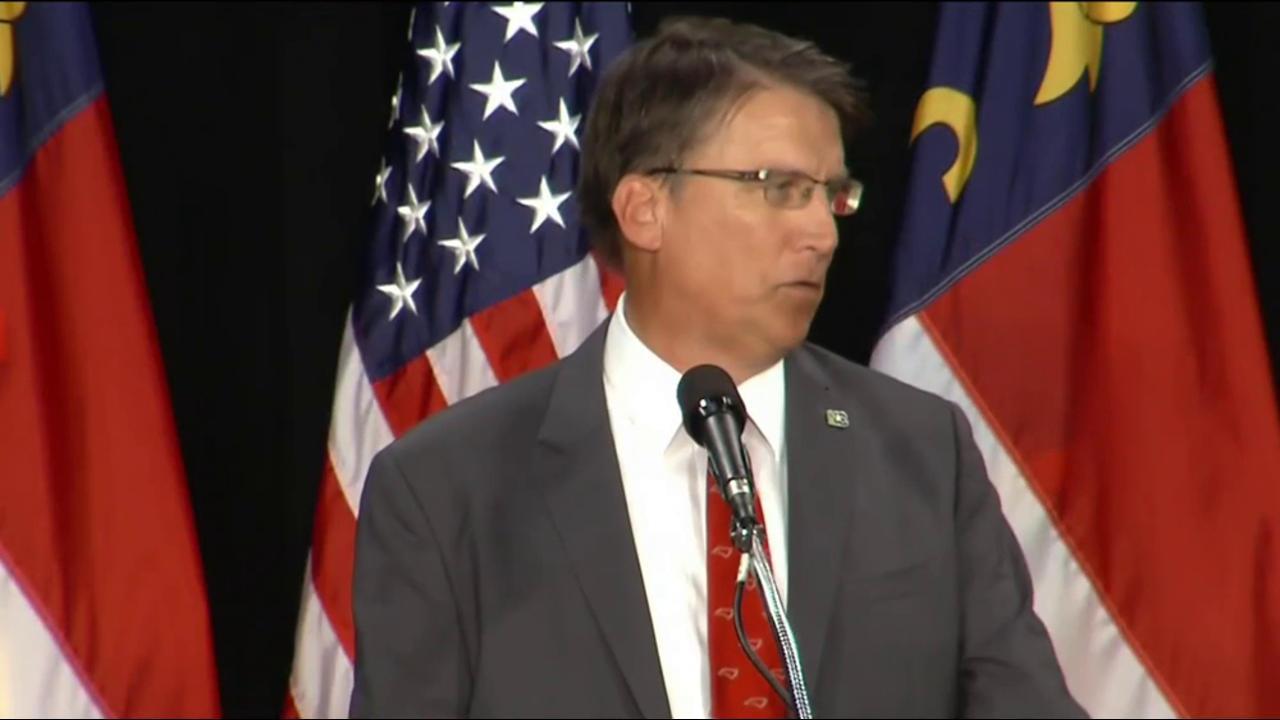 Behind the GOP power grab in North Carolina