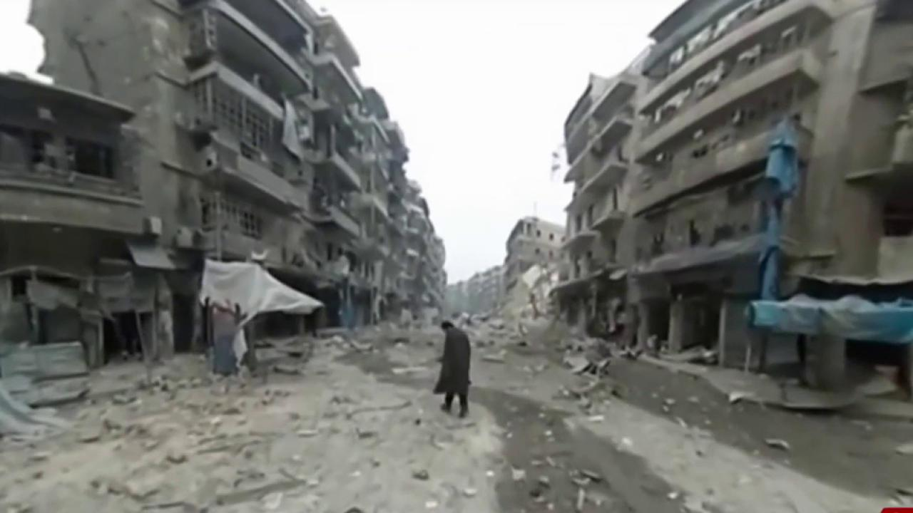 Why the US is needed now in Syria