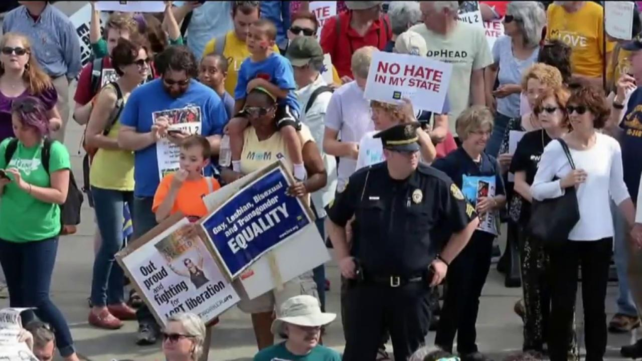 NC lawmakers debate repeal of anti-LGBT...