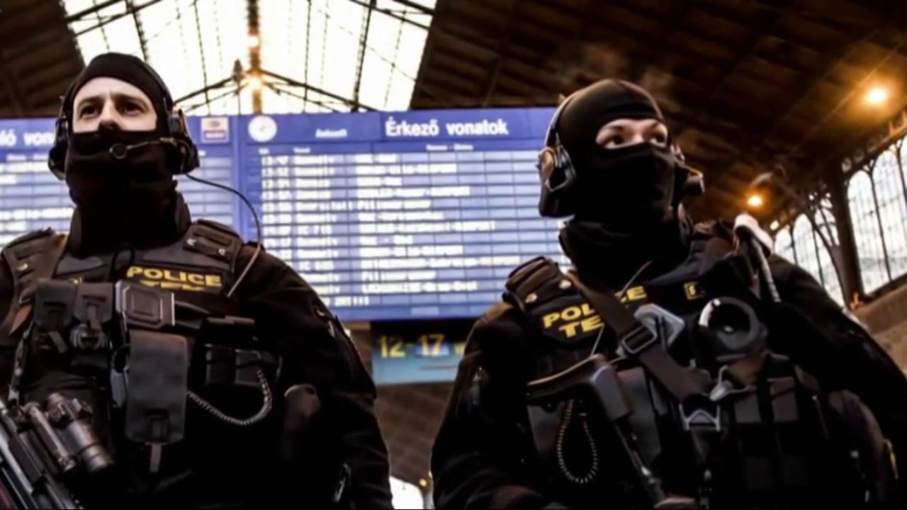 German manhunt raises security concerns across Europe