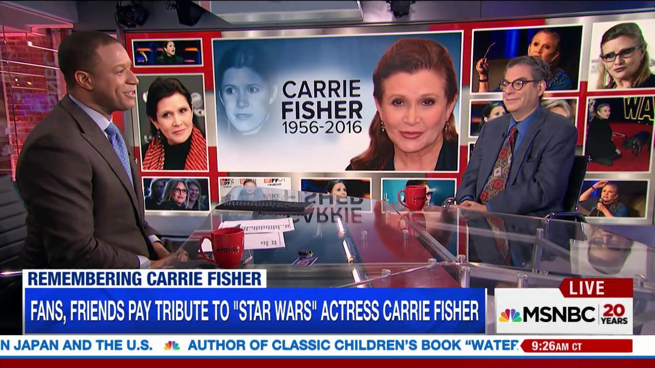 Fight against mental illness for Carrie...