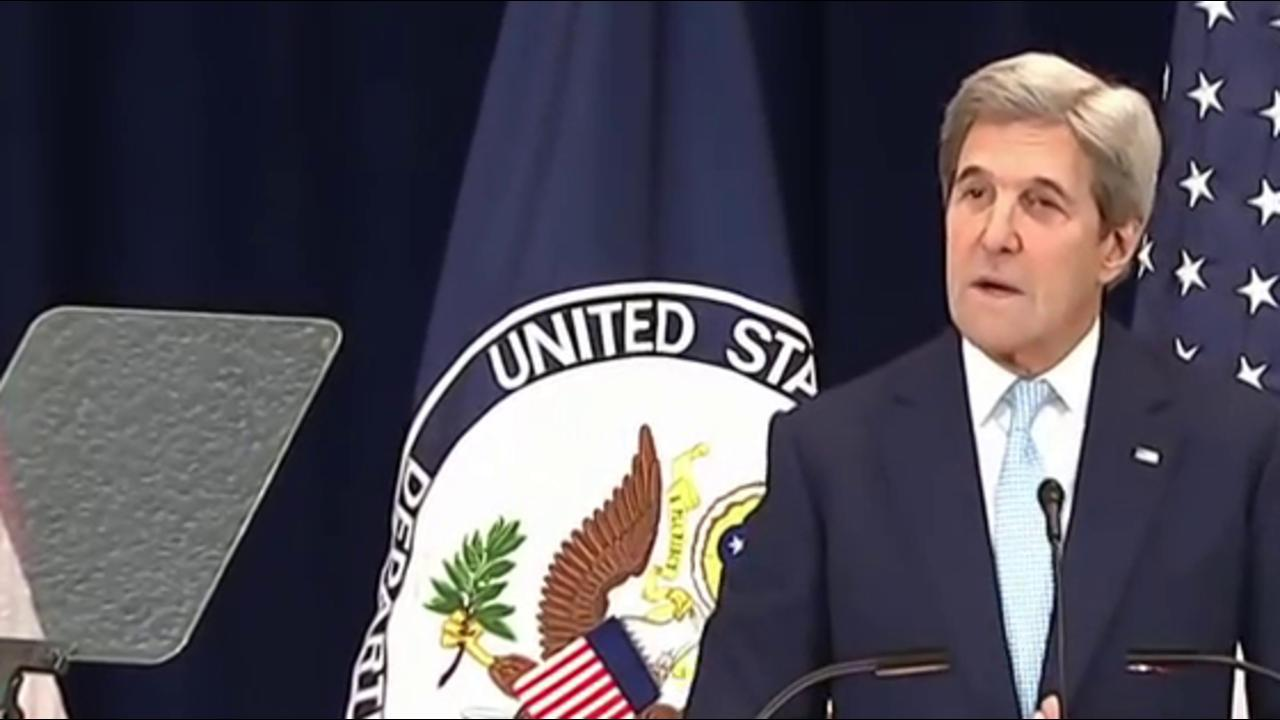 Reactions to Kerry's Israel speech pour in