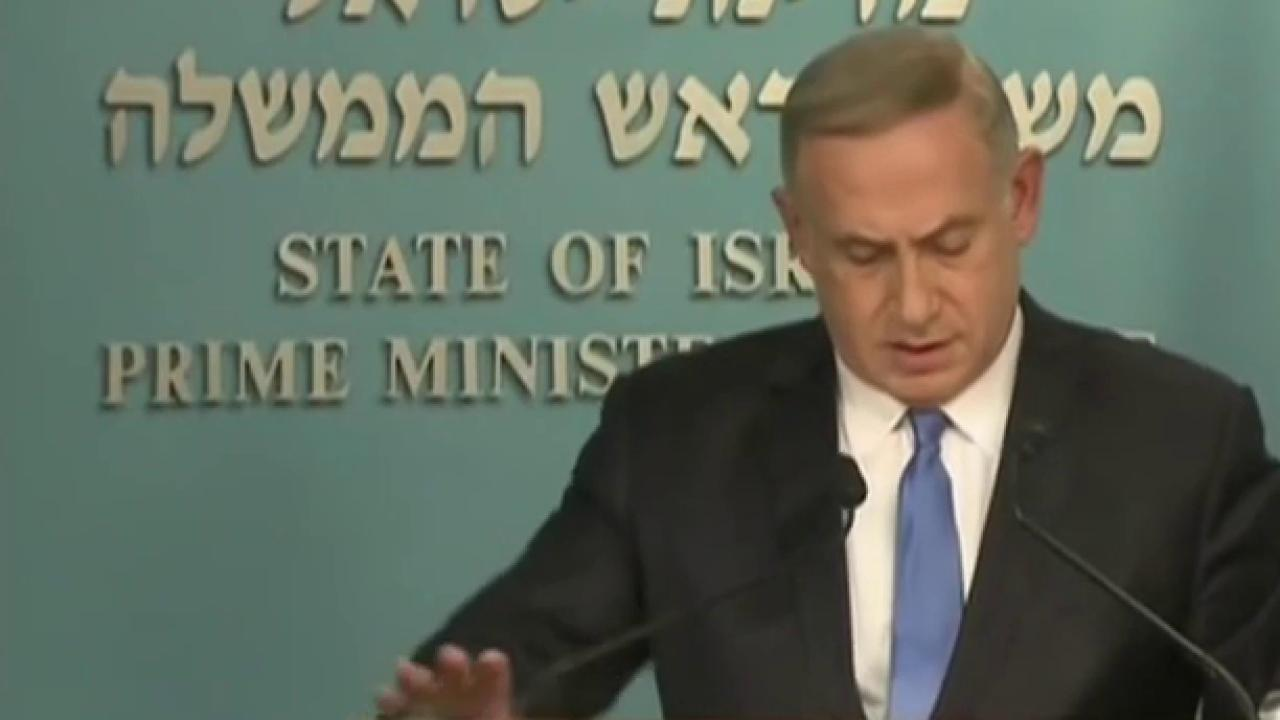 Netanyahu: Kerry's Israel speech ...