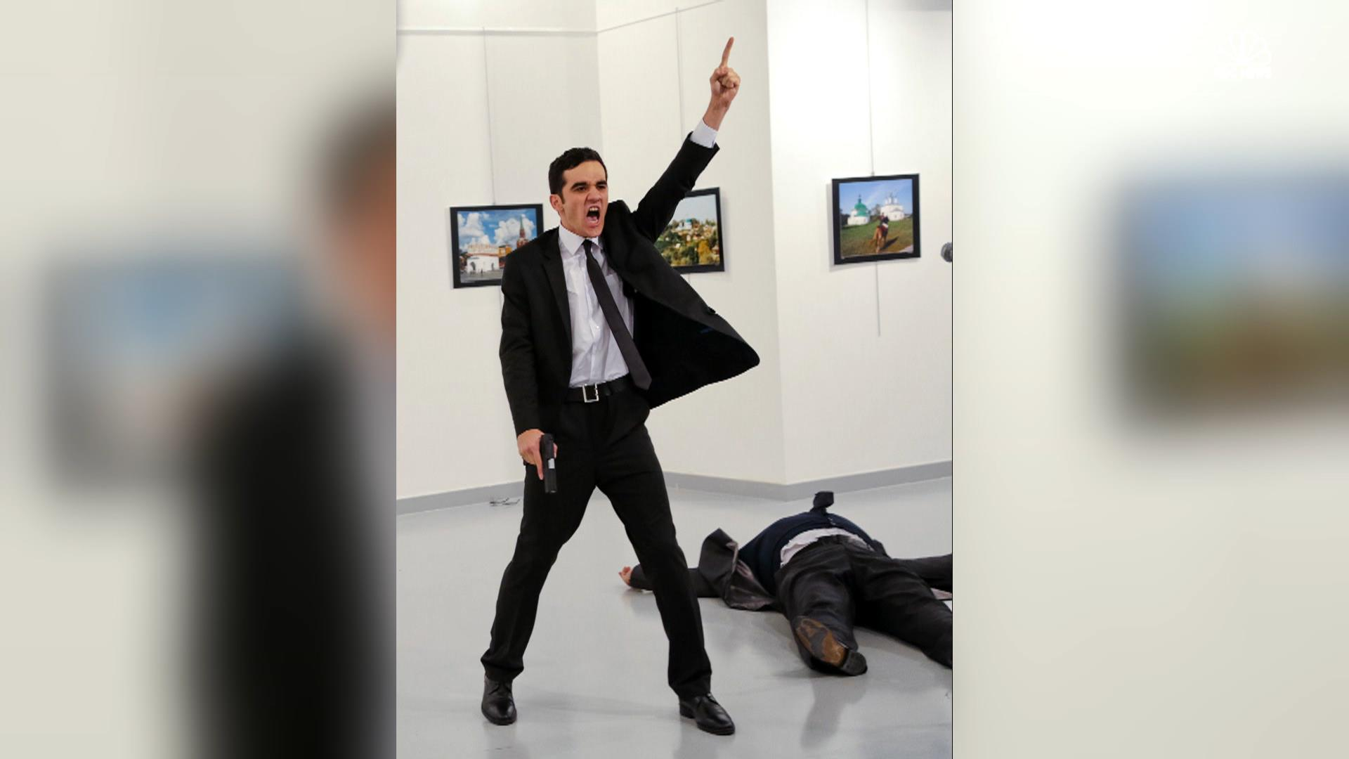 Russia joins hunt for clues into ambassador's assassination