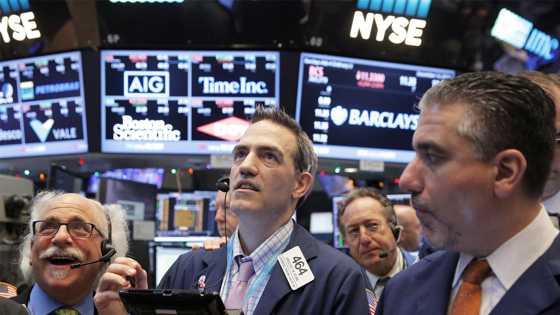 Watch Live: Dow Approaches 20,000 - NBC News