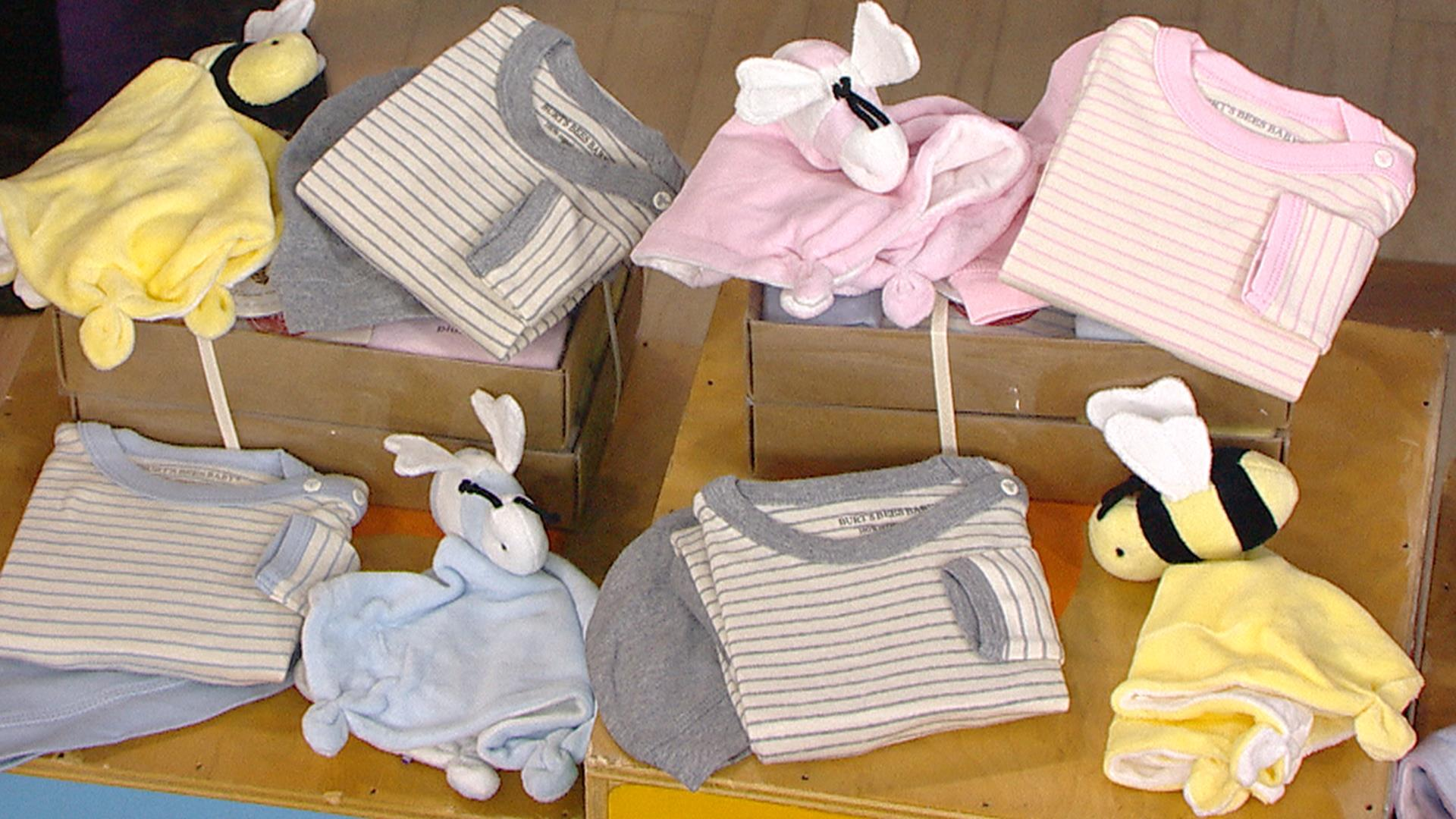 Baby Shower Steals And Deals Burt S Bees Baby Clothes Crib Bedding