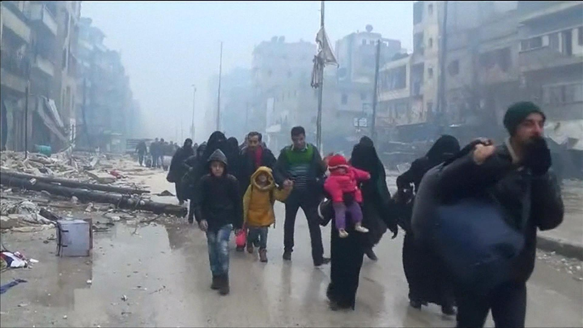 Aleppo Is Falling. What Does This Mean For Assad, ISIS and Russia?