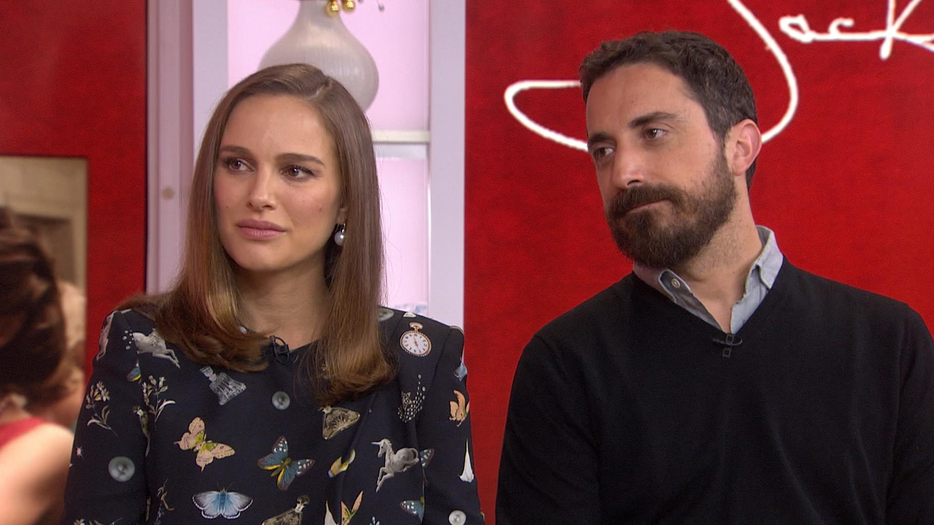 Natalie Portman: 'I'd be terrified' if Jackie Kennedy saw 'Jackie'