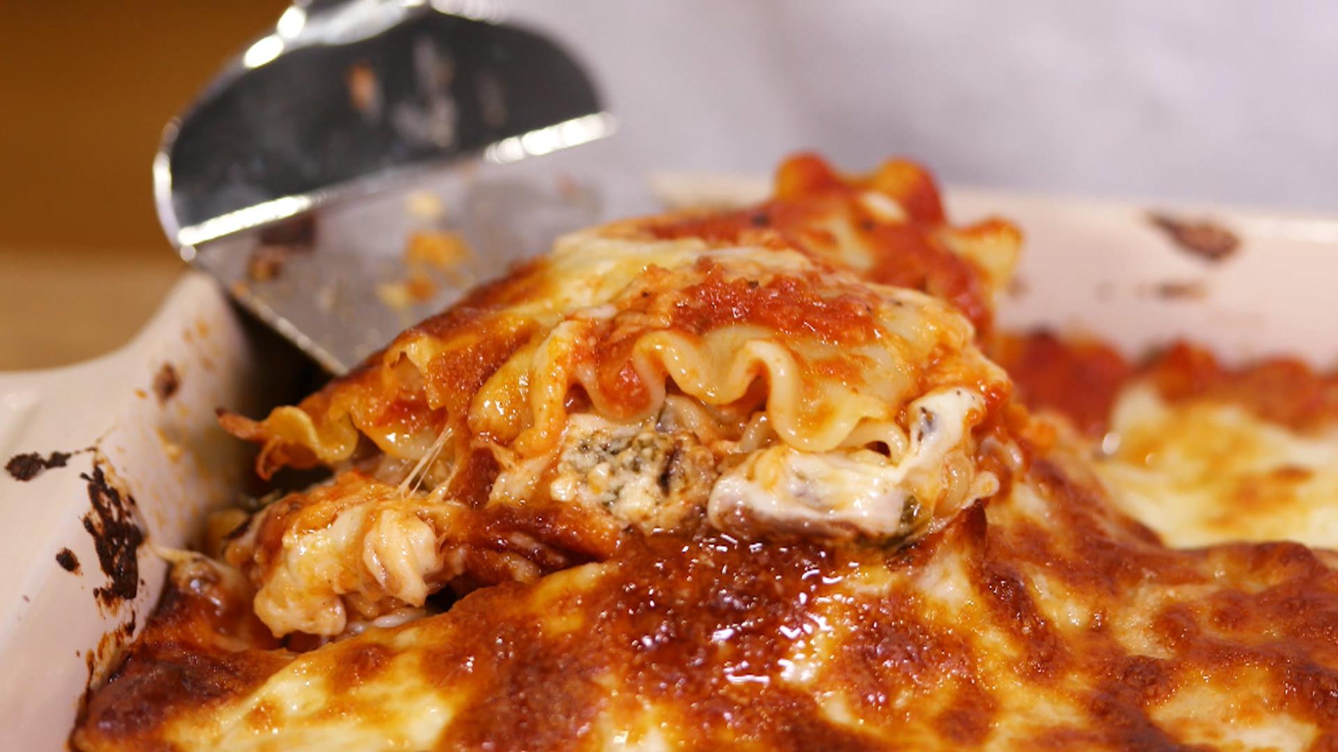 Make Giada De Laurentiis's short rib lasagna - TODAY.com Giada De Laurentiis Parents