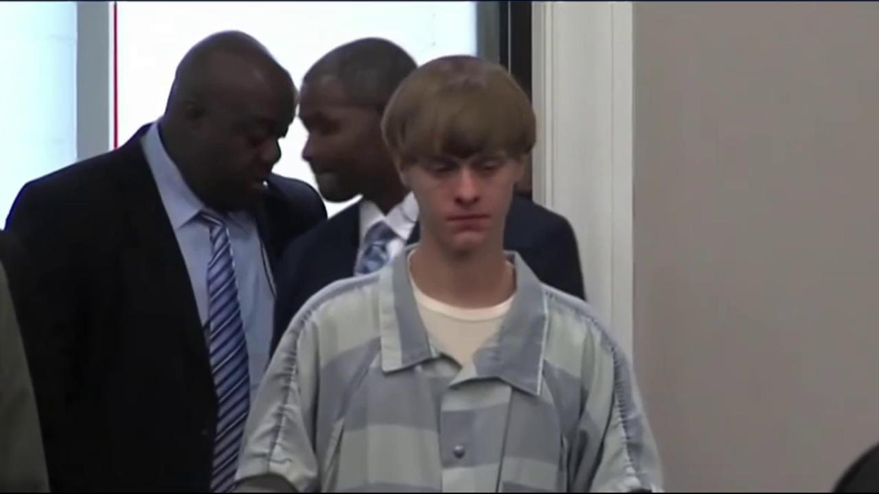 Church gunman addresses jury as penalty...