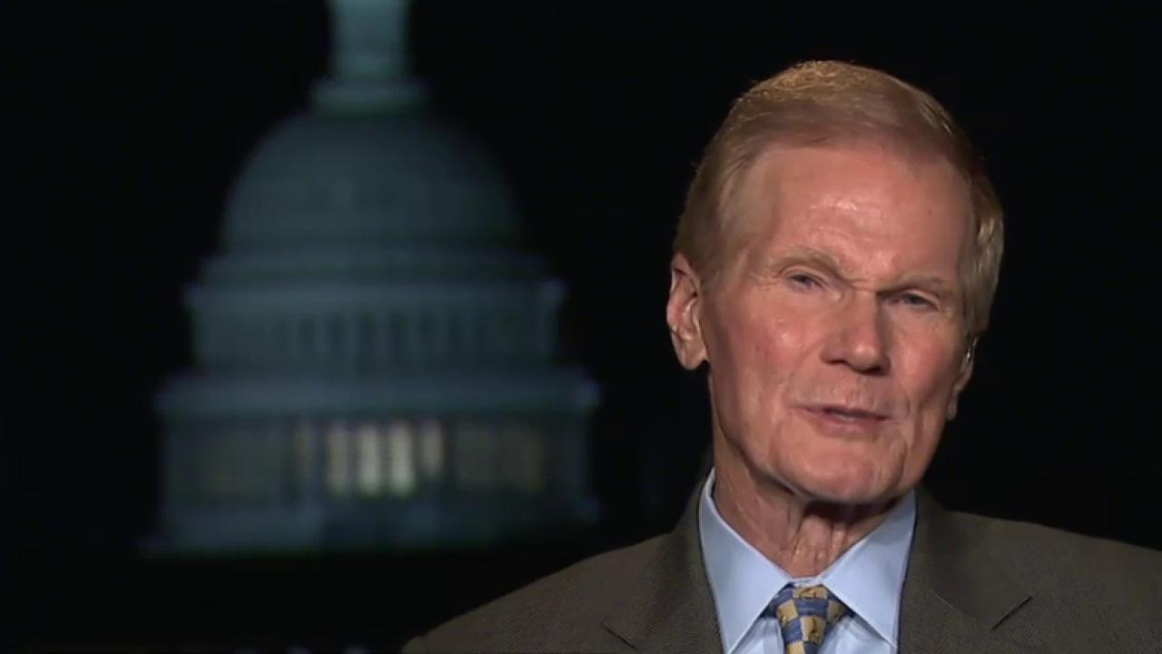 "Sen. Nelson: ""this is a reminder"""