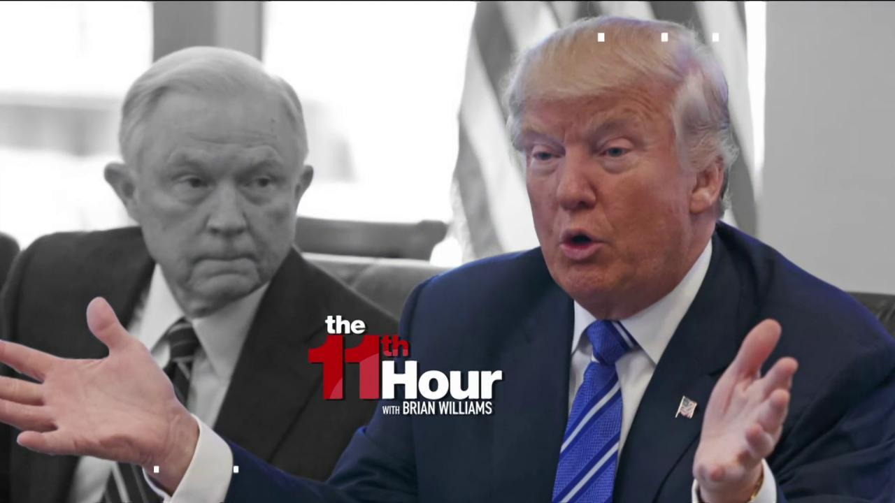 Sessions likely to face tough questions in...