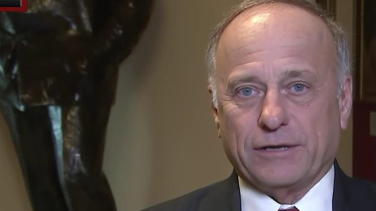 Rep. King talks Russia hacks, Obamacare...