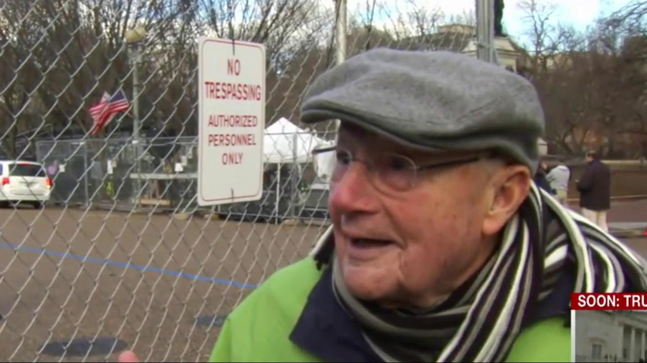 Long-time inauguration announcer won't be...