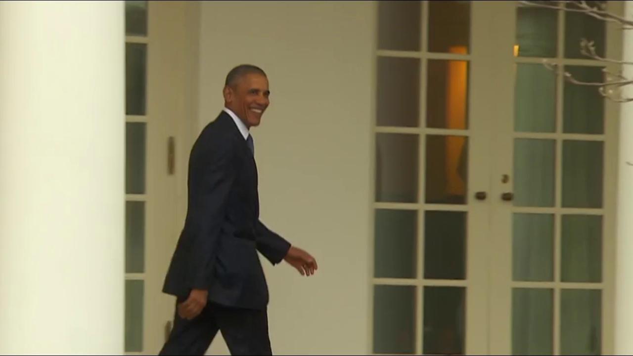 Joe: Obamas have shown extraordinary...
