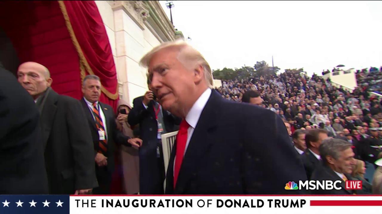 Trump speech refrain echoes dark history