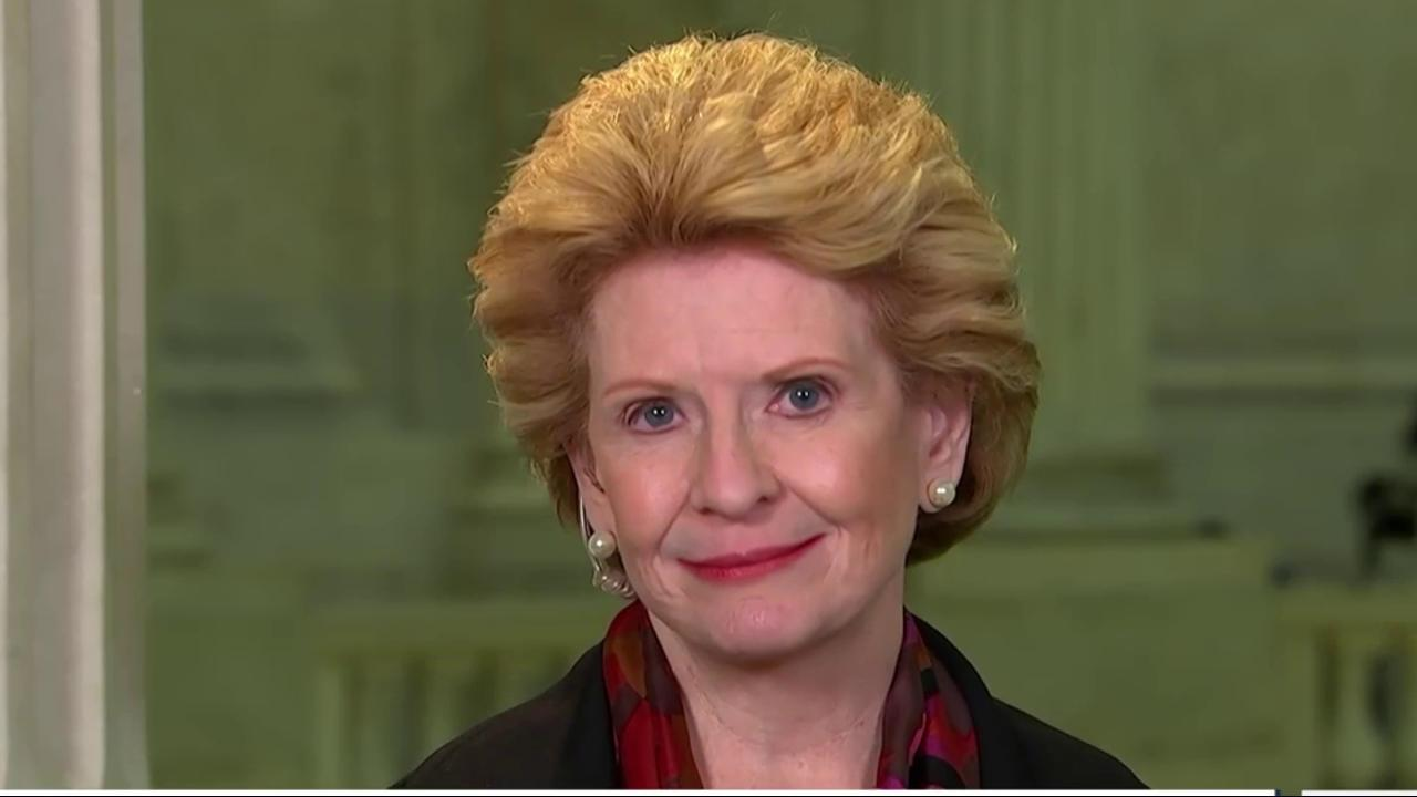 Stabenow on the march: It was amazing