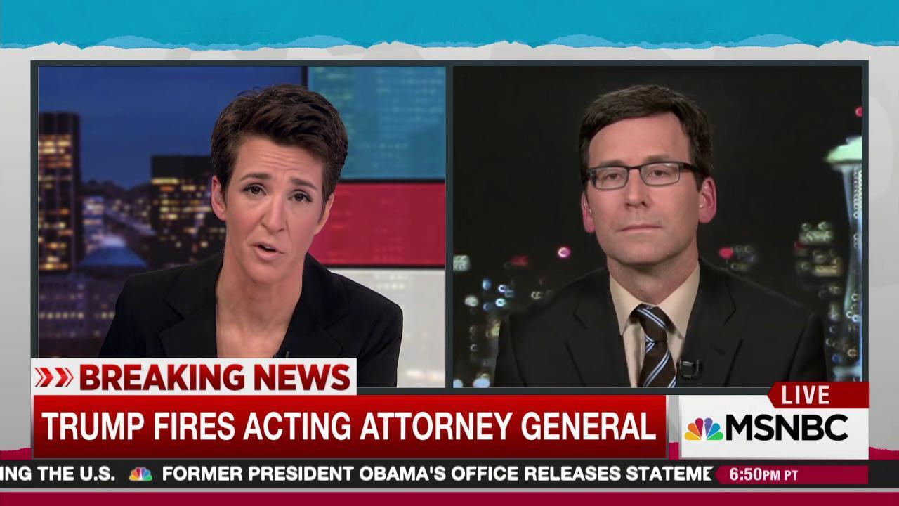Washington AG seeks to block Trump travel ban