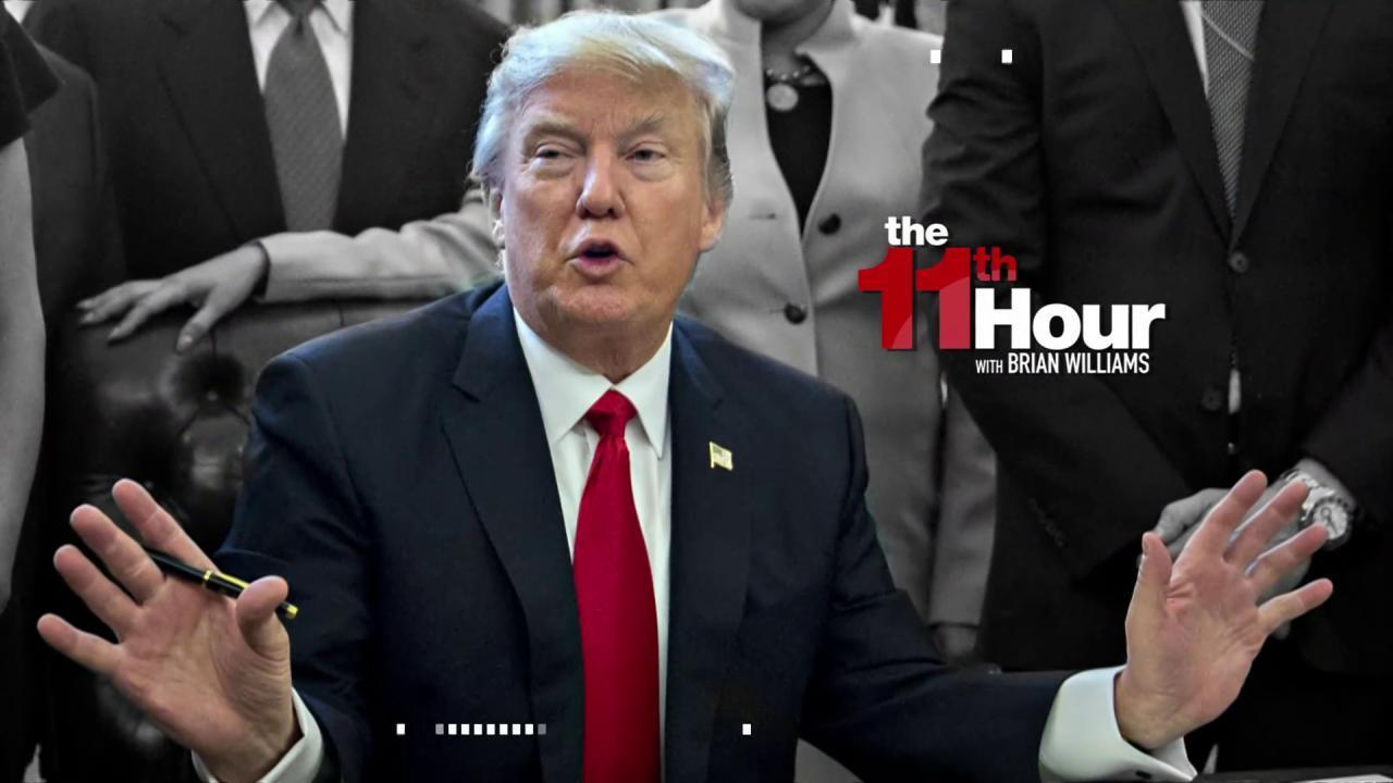 Gov. Christie defends Pres. Trump: 'This...
