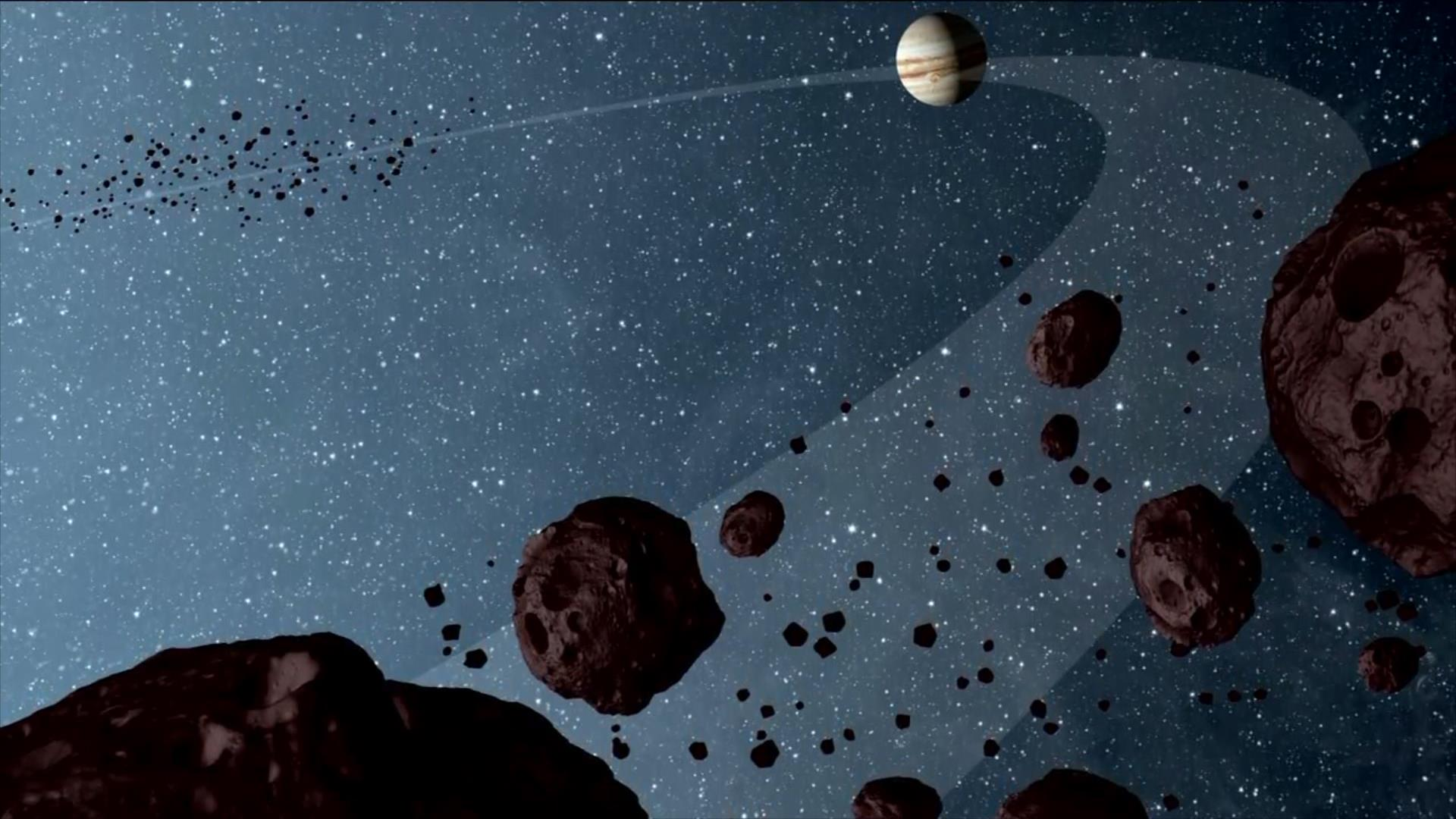 NASA Announces 2 Discovery Missions To Study Asteroids ...