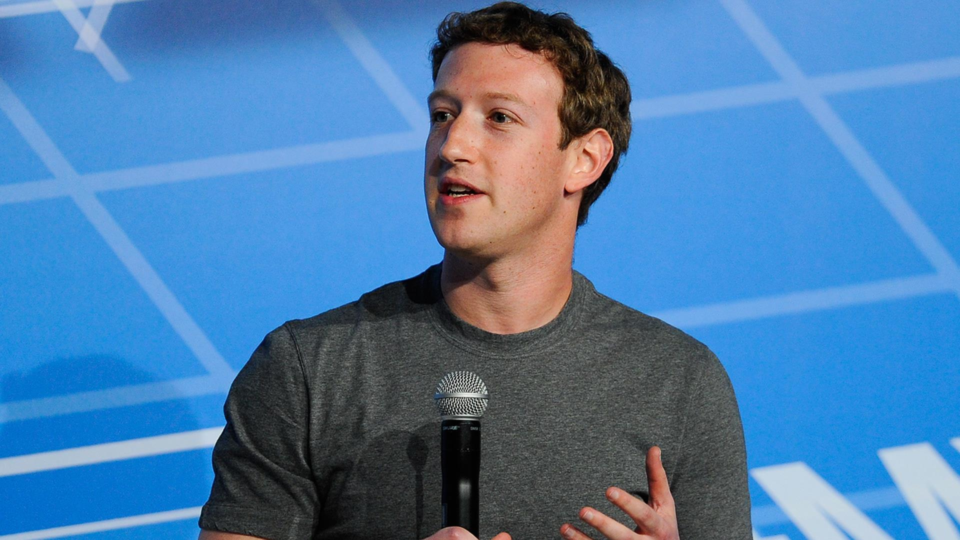 Could Facebook CEO Mark Zuckerberg be considering a run for president?