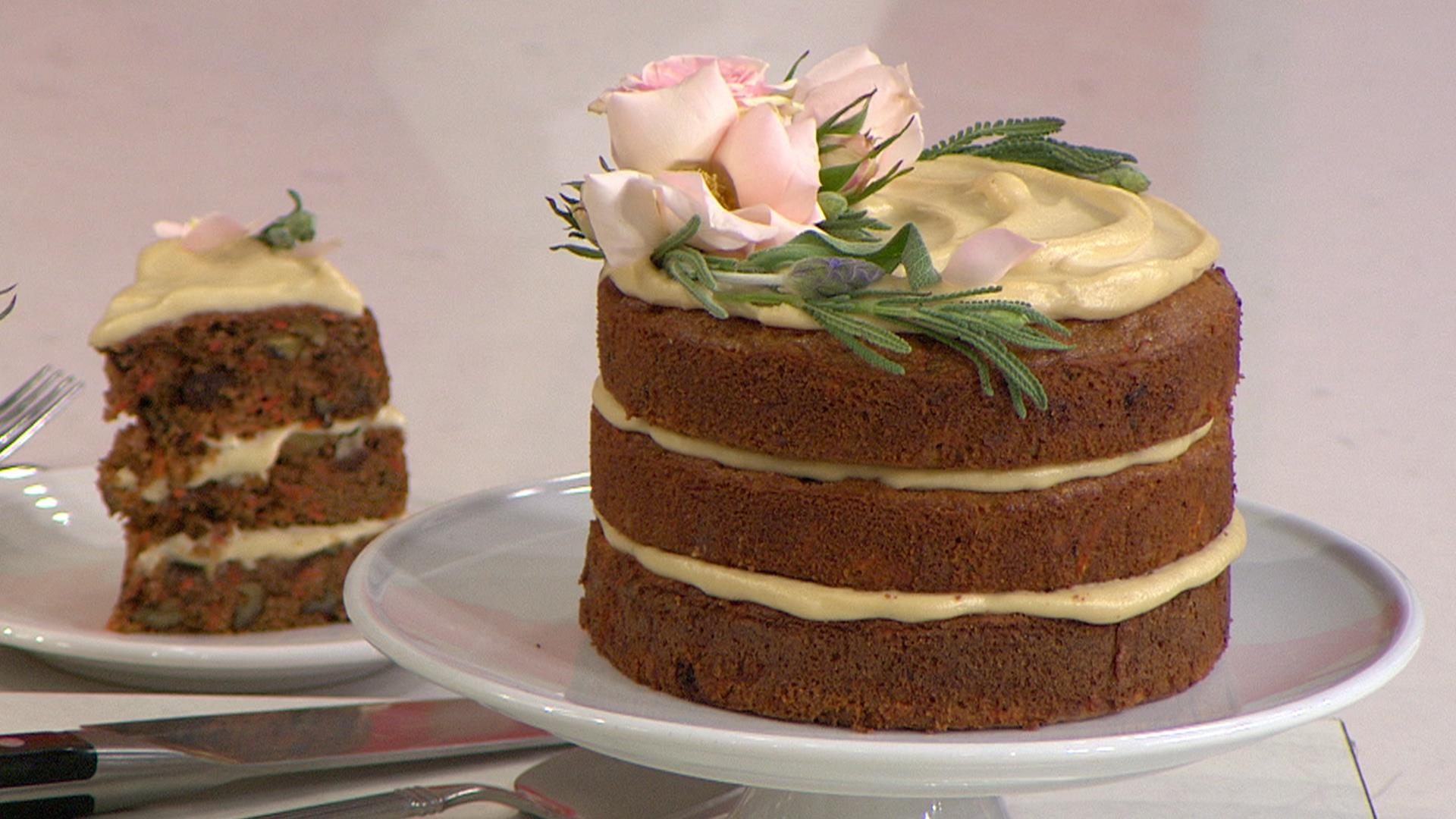 Sweet Laurel Cake Recipe