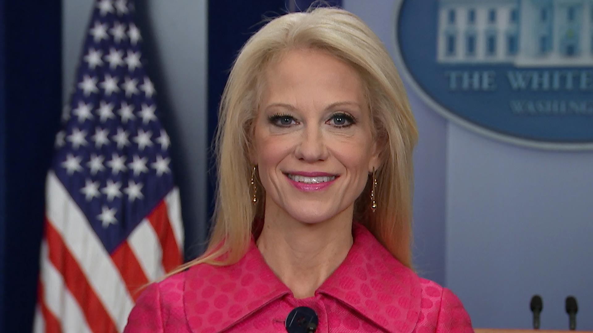 kellyanne conway defends trump on border wall and unsubstantiated kellyanne conway defends trump on border wall and unsubstantiated voter fraud claims nbc news