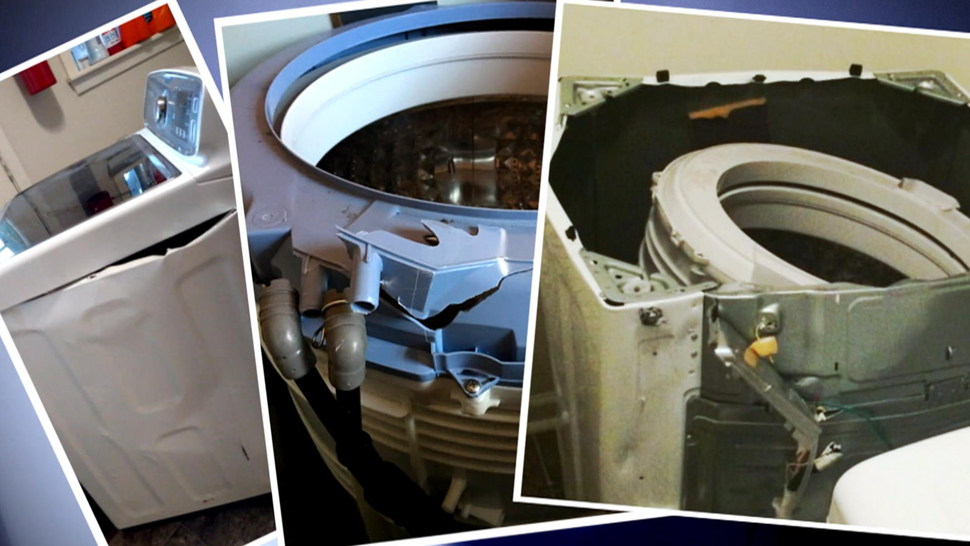 Consumers: Samsung washers still potentially dangerous after